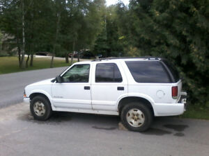 1999 Chevrolet Trail Blazer! *Limited Edition*