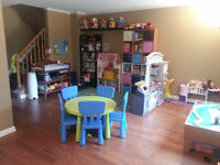 Service de Garde Francophone / French Daycare