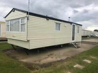 PRIVATE STATIC CARAVAN FOR SALE 6 BERTH NORTH WALES COAST PET FRIENDLY