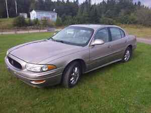 2004 Buick LeSabre Limited.