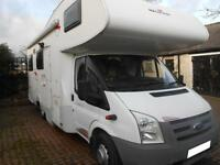 AUTO ROLLER 600 REAR U SHAPE LOUNGE 6 BERTH SALE AGREED
