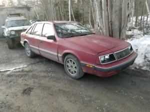 1988 Dodge Lancer