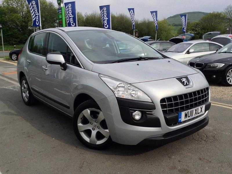 2011 peugeot 3008 1 6 hdi sport 5dr mpv 5 seats in highbridge somerset gumtree. Black Bedroom Furniture Sets. Home Design Ideas