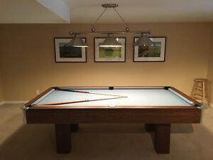 Pool table and Accessories - Great Deal!