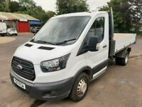 2017 Ford Transit 2.0 TDCi 130ps Chassis Cab Tipper Truck Diesel Manual