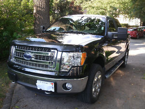2013 Ford F-150 SuperCrew XLT- 4X4 - XTR w AIR RIDE