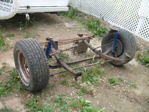 1928-32 model A or 1928-1932 chev sraight axle front end