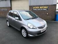 2006 (55 REG) HONDA JAZZ 1.4i-DSI SE MANUAL 5 DOOR 80000 MILES WITH F.S.H