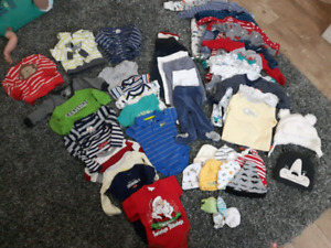 Nb clothing lot
