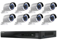 Professional CCTV Cameras Installation