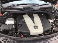 Mercedes ml300 engine