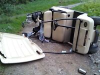 !*!  All GOLF CARTS Blown-up, Wrecked, or Unwanted !*! :Wanted