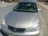 2001 Acura EL Premium 1.7L Sedan