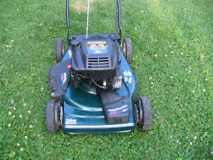 "22"" CRAFTSMAN LAWN MOWER"