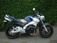 Suzuki GSR600 K6 MOTORCYCLE