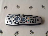 Sky HD remote control.
