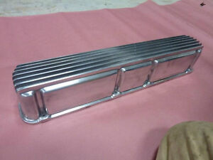 wanted: offenhauser or clifford aluminum valve cover for chevy 6