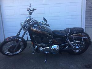 Harley Davidson Dyna Wide Glide 1993