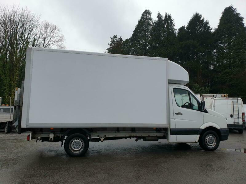 2343b35496 2015 Volkswagen Luton Crafter 14ft Tail Lift 83000 Miles Warranty