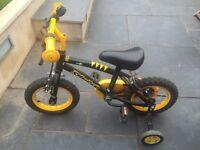 """Apollo Stinger 12"""" boys bike"""