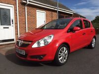 2009 09 Vauxhall Corsa 5dr 1.3 CDTI Diesel £30 Roadtax *60mpg* Full Vauxhall History* not astra polo