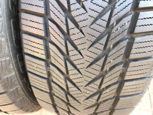 255/55/R18,MDX Winter Tires For Sale ( NO RIMS )