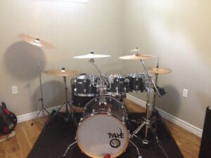 Maple Taye by ayotte drums