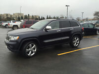 2011 Jeep Grand Cherokee LIMITED 5.7L LOADED NO GST