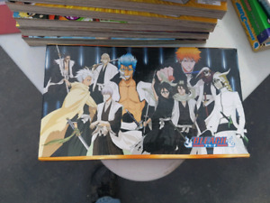 Bleach anime sword collection