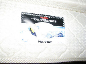 Springwall Vector mattress and box spring set - twin