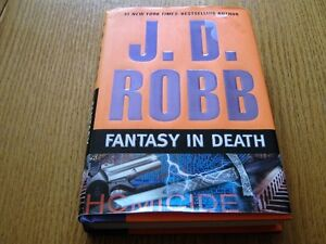 FANTASY IN DEATH WRITHER J.D. ROBB