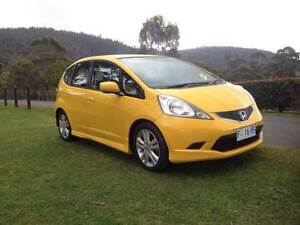 2009 Honda Jazz VTi-S, 5sp AUTO, LOW KM, FULL SERVICE HISTORY, A1 Hobart CBD Hobart City Preview