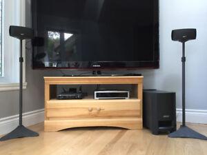 Bose système cinéma maison home entertainment system