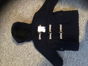 New with tags baby gap coat