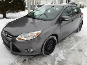 Ford Focus SE 2012 Hatchback