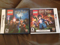 Lego Harry Potter Years 1-4 and Years 5-7