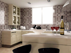 kitchen cabinet and counter tops lowest price guarantee London Ontario image 2