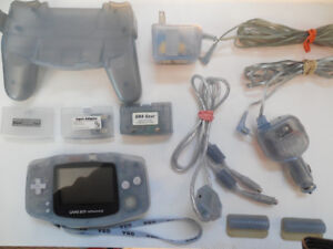 (minty) GAMEBOY ADVANCE AGB-001