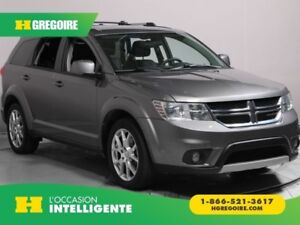 2013 Dodge Journey CREW 7PASSAGERS TOIT NAV BLUETOOTH CAMERA REC