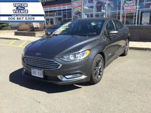 2018 Ford Fusion Hybrid SE   - Low Mileage,Heated Front Seats,Dual Power Seats