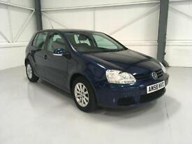 Volkswagen Golf 1.9TDI ( 105PS ) 2009MY Match