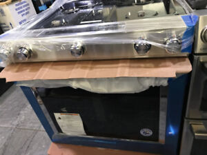 """NEW Kitchenaid 30"""" slide in gas Stove PRICE $2299 as tor*"""