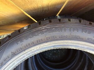 225/45 R18 Winter Tires - Low Profile