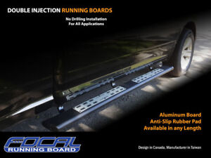 Side step Bars Running boards for 1999-2016 Ford F250 F350 F450