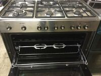 Elba Range gas cooker