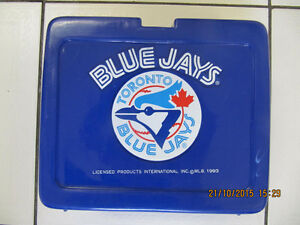 VintageTorontoBlueJays Plastic Lunch Pail X Condition Circa 1993