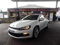 Volkswagen Scirocco 2.0 Gt Tdi Bluemotion Technology Coupe