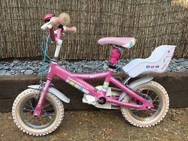 Child's diamond back bike
