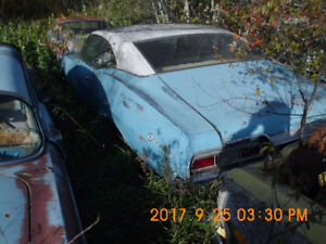 RESTORATION PROJECTS  FOR   SALE