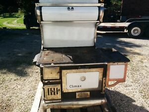 Guelph Wood Stove Climax